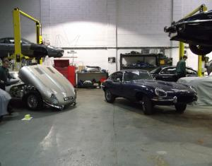 jaguar restoration suffolk